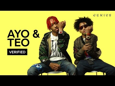 """Ayo & Teo """"Rolex"""" Official Lyrics & Meaning   Verified"""