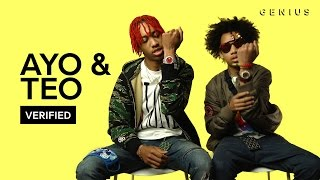 Ayo & Teo 'Rolex' Official Lyrics & Meaning | Verified