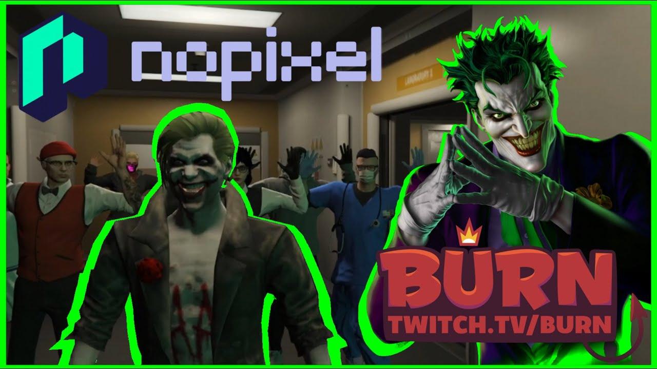 Joker creates chaos in GTA!