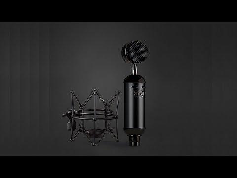 New Blue Microphones Blackout Spark SL Unboxing!