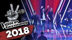 Black Eyed Peas - Let's Get It Started (The Voice Coaches) | PREVIEW | The Voice of Germany