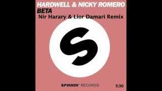 (Hardwell & Nicky Romero - Beta (Dj Nir Harary & Dj Lior Damari Remix