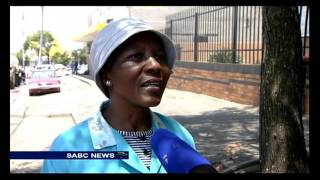 Johannesburg hospitals have been hit by the water shortage