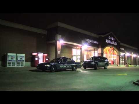 Jewel-Osco Robbery on Vail Avenue in Arlington Heights Monday Night January 19, 2015