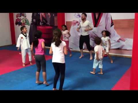 Kidi Meknès Taekwondo 6-8ans