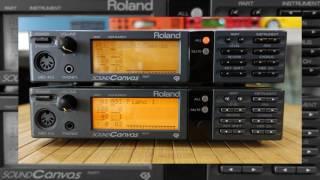 Symphonie No.5 - Roland SC-55 Sound Canvas Demo - DEMO0013.mid