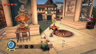 Asterix & Obelix XXL 2 Remastered Gameplay Gamescom 2018