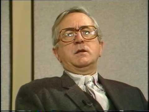 Author - Len Deighton - Interview - Thames TV - 1983