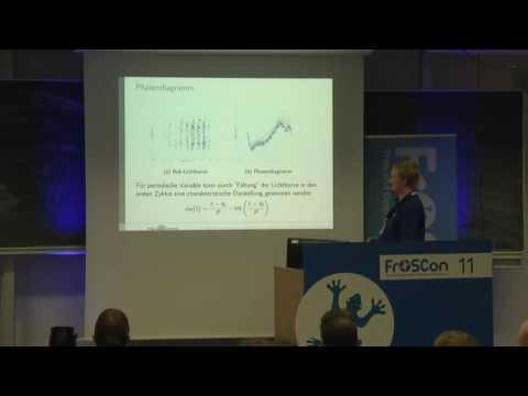 Data Mining in astronomischen Surveydaten variabler Sterne mit Python