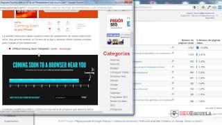 Utilizando Google Analytics - Curso SEO Escuela