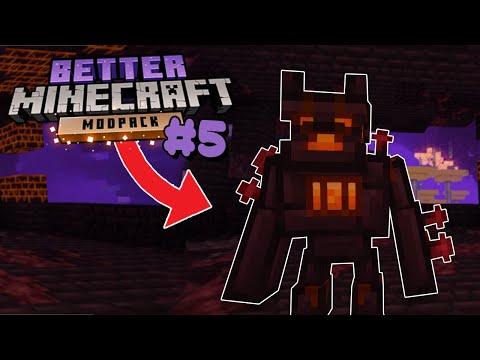 J'ai invoqué un Boss cheaté sur Minecraft.. (BetterMC #5)