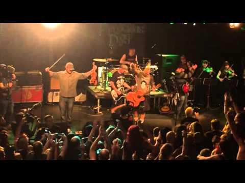 FEROCIOUS DOG making history, rock city nottm. 28/11/15