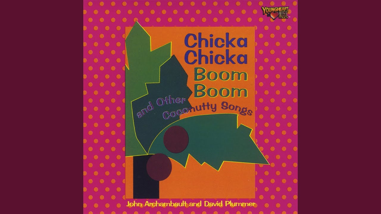Chicka Chicka Boom Boom - YouTube - photo#16
