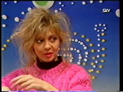 Stacey Q - Interviewed by Gary Davies at Sky Channel 1986