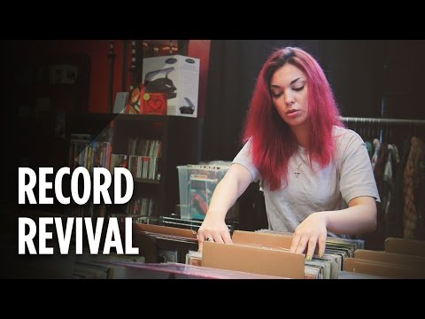 Are Teenagers Keeping Vinyl Records Alive?