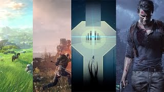2015 in Video Games (Upcoming Games Montage) THE BEST GAMES OF 2015