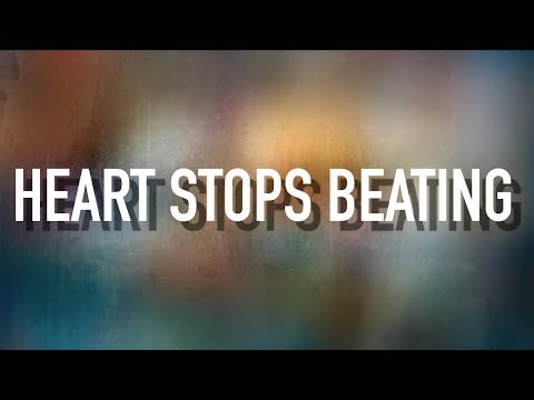 Heart Stops Beating - [Lyric Video] Joshua Micah