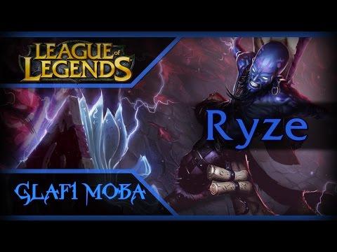 видео: Гайд Райз - league of legends  Гайд Райз лол Гайд Райз - guide ryze