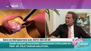 Endometrium kanseri (rahim kanseri) laparoskopik cerrahi ile tedavi edilir mi_ rahim kanseri Ankara