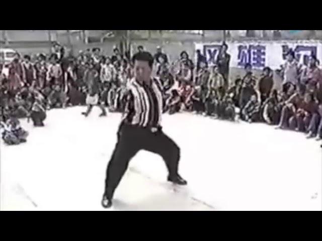 Chen Yu - Tai Chi style Chen Xinjia Erlu 2001  [陈氏太极拳新架 Taijiquan style Chen]