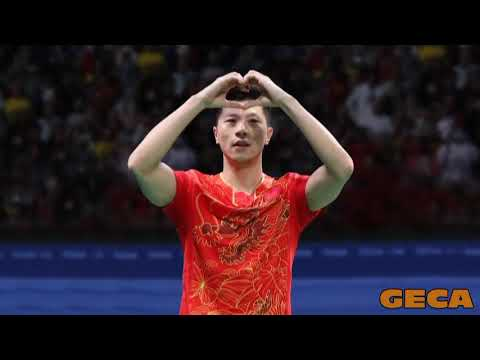 Moments Of Table Tennis