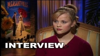 Pleasantville: Reese Witherspoon Interview