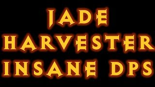Diablo 3 Jade Harvester Witch Doctor Build 2.0.5