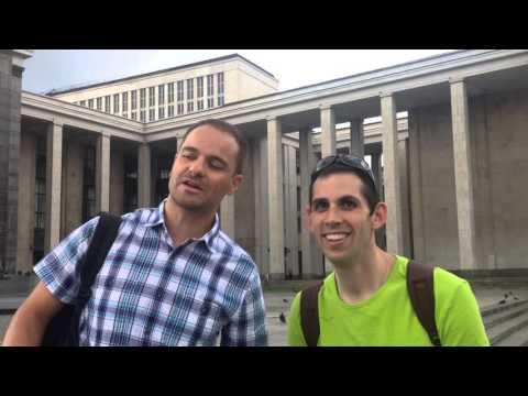 Moscow Private Walking Tour with Spasibo Tours