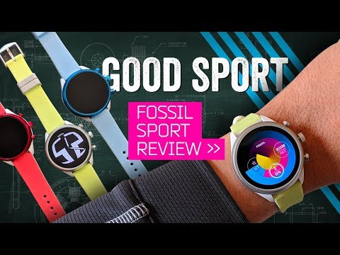 Fossil Sport Review: A Small, Solid Smartwatch In A Sea Of Big, Bad Ones