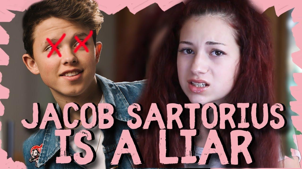 Danielle Bregoli Responds To Jacob Sartorius Youtube
