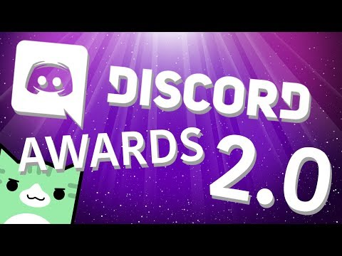 DISCORD AWARDS 2.0!! | Geometry Dash Juniper