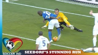 Seedorf Sensational Skill | Soccer Aid
