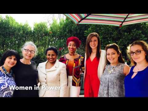 BREAKING: Princess Halliday Educates Leaders On  Power and Leadership