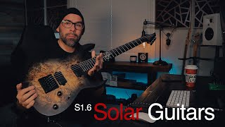Solar Guitars | S1.6 Review After 2 Years of Ownership