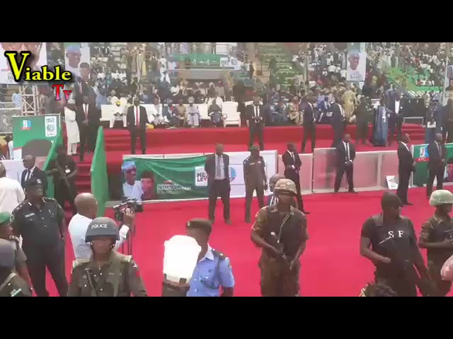 Happening Now : APC Rally in Ogun State