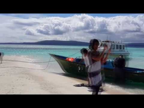 The Beautiful Of Raja Ampat Island In Sorong Irian Jaya Indonesia