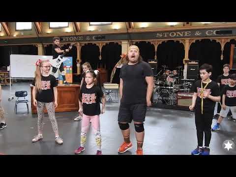 Stick It To The Man - Australian Cast of School of Rock