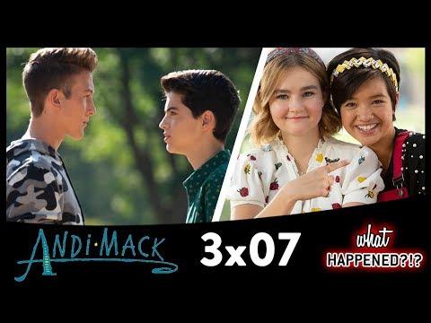 ANDI MACK 3x07 Recap: TJ Apologizes to Cyrus, Andi Meets Jonah's New Girl - 3x08 Promo