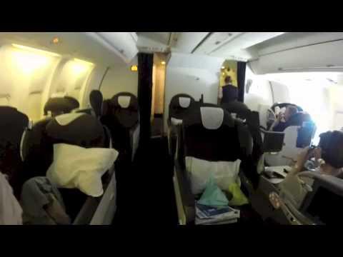 BA London Heathrow to Nassau Business Class