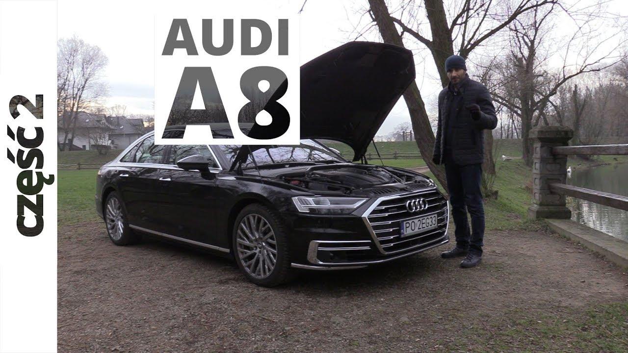 Audi A8 50 Tdi 30 286 Km 2017 Techniczna Część Testu 369 Youtube