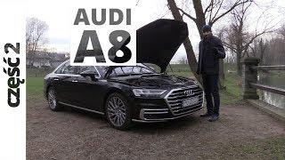 Audi A8 50 TDI 3.0 286 KM, 2017 - techniczna część testu #369 thumbnail
