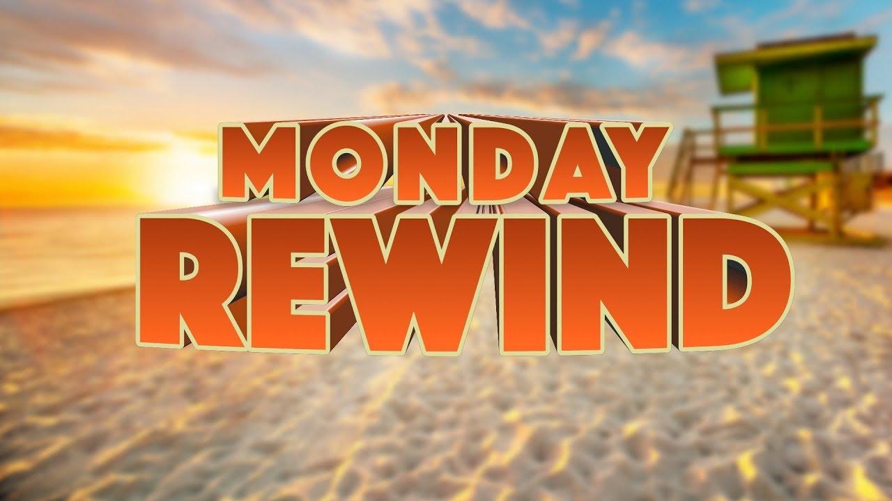 Monday's Rewind | 1/27/20