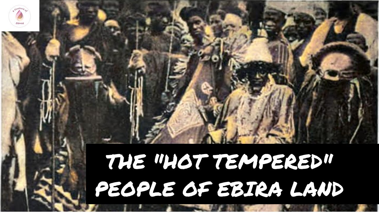 """Download The """"Hot Tempered"""" People of Ebira Land 😤 - (S1E5)"""