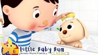 Canciones Infantiles | Mia tenía un Perrito | Dibujos Animados | Little Baby Bum en Español