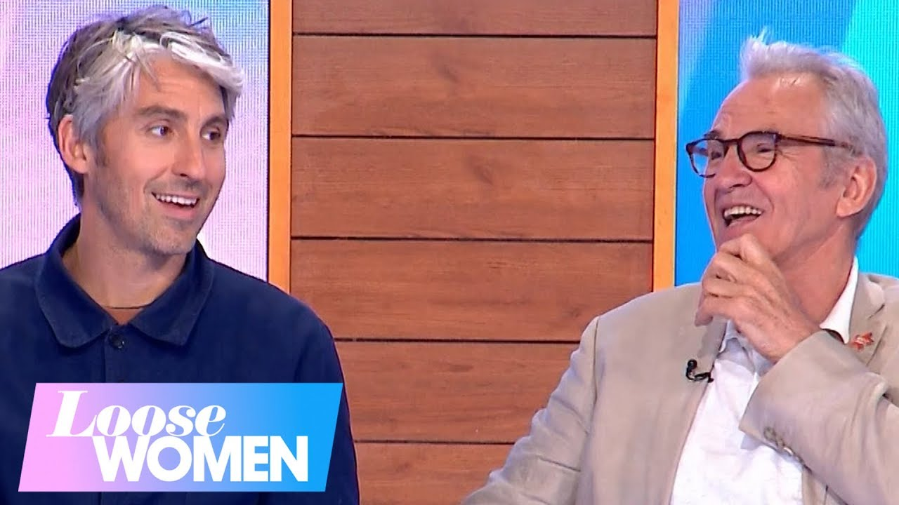Larry and George Lamb on Their Charity Work and Gavin and Stacey Secrets |  Loose Women