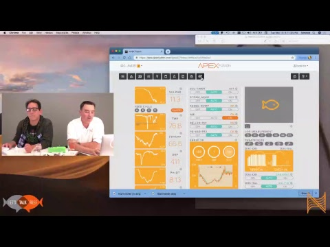 Lets Talk Reef  Special Guest Richard Ross  Episode 3  11132018