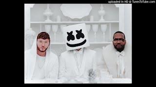 Marshmello ft. Juicy J & James Arthur - You Can Cry (EQd n Slowed)