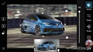 Virtual tuning #20 Renault Zoe e-sport