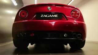 Zagame Alfa Romeo review the Alfa Romeo 8C.