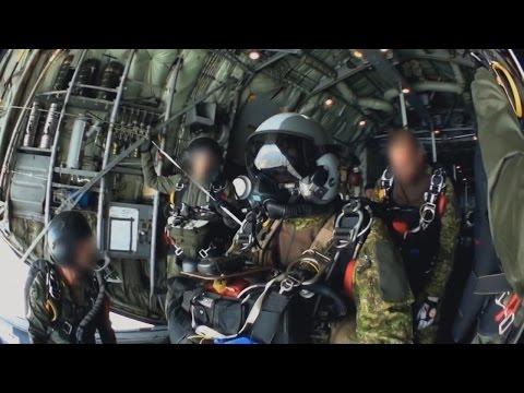 Belgian Army Pathfinders :: HD